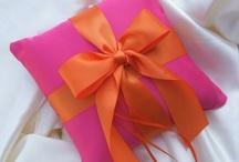 Naranja, amarillo y rosa / Sin restricciones / by Luisa Baum