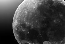 Moon Planets Astronomy
