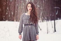 winter portraits