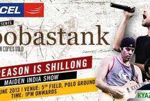 KyaZoonga.com: Buy tickets for Hoobastank - The Reason Is Shillong
