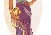 Esmeralda Princess Disney