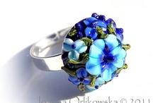 My lampwork beads & jewellery / My handmade lampwork beads and jewellery