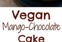 Vegansk mad og kager