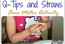 infant and toddler fine motor and gross motor skill