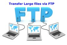 Transfer And Send Big Files