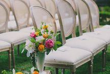 deco / wedding day