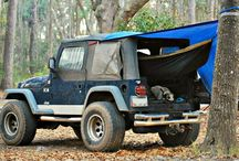 Jeep/Camping ideas
