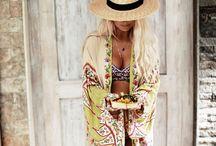 Bali Fashion / Fashion inspired by Bali