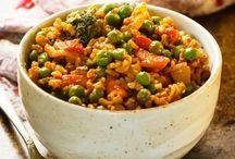 Reis- und Quinoabowls: Vegan & glutenfrei