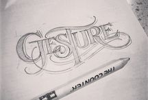Typography / Awesome...Inspirations