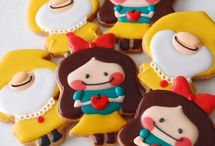 Fairytale cookies
