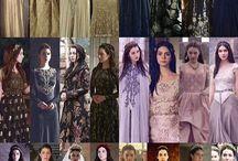 Reign(dresses)
