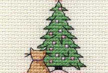 kerstborduur
