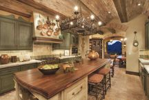 kitchen / by Virginia Davis