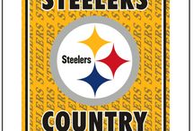 Steeler Nation !!! / Favorite Team / by Patricia Evans