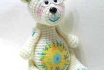 Teddy bears / by Elizabeth Bear Moore