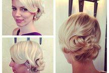 Bridal Hair / by Mariah Piasta
