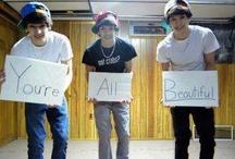 My kind of boys.. <3