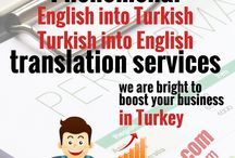 Turkish Translation Services | http://www.turklingua.com / Turklingua (http://www.turklingua.com) is thoroughly dedicated to equipping distinctive Turkish translation and proofreading solution to its international prospects / by Zeynep Soysal