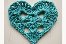 Granny squares and projects