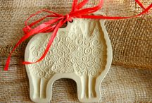 Cookie Molds and Stamps