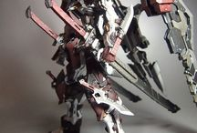 Projects to Try / Reference for Gunpla Painting