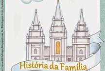 Escola Dominical - História da Família