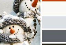 Color palettes GREY Palety kolorów - szary / Schematy kolorów - colour combos