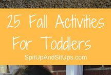 Crafts w/ toddlers