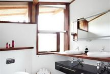 bathroom - scandinavian style