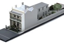 Models & Miniatures / Inspirational models and miniatures for production design.