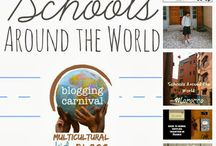 Learning Around and About the World