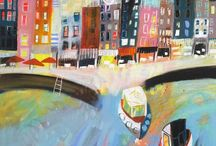 Honfleur paintings