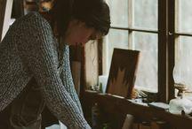 Craftsmanship moodboard