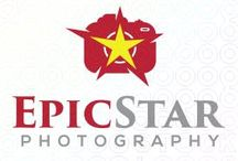 Photography and Media Logos