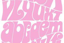 Typography / by Sofia Rivera