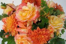 Arrangements / Some of our most favorite arrangements made by Rose Story Farm