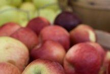 Le Relais de la pomme / Un grand kiosque de produits maraîchers, pommes et produits transformés vous attend au Relais de la Pomme. Vous y trouverez, à tous les jours, des produits frais provenant de leur ferme.