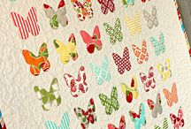 Baby quilt inspirations