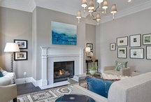 living room /dining/kitchen colors