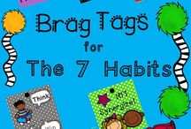 Brag Tags / Awesome brag tags to show off!