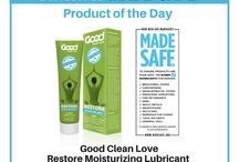 MADE SAFE™ Certified Sexual Health / MADE SAFE™ Certified Sexual Health products made without known toxic chemicals.