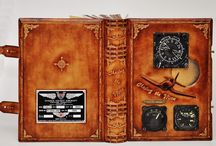 Airplane diary / A great custom order made for a woman aviator. Respect