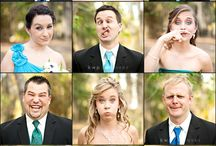 Day of- Bridal Party Pictures / by Sarah Aday