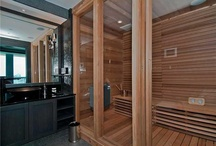 Ahh Spa Design / Sauna, spa, and massage rooms!  / by Trulia