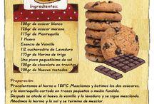 Recetas Dulces!!