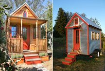 tiny houses / by Linda Stanley