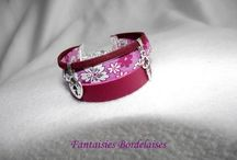 Bijoux et accessoires de mode / Les bracelets en simili cuir