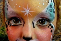 Face painting / by Lua Davidson