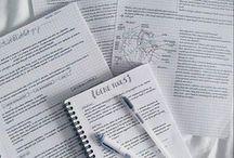 notes/school